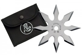 8 point throwing star 210788