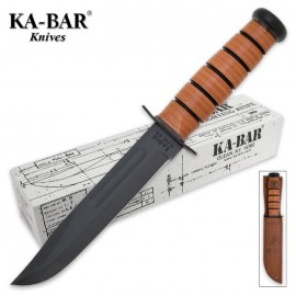 KA-BAR USMC Tactical Survival Knife