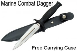 black combat dagger xl013