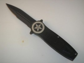 black star folding knife 67859