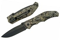 camo hunting pocket knife 211148
