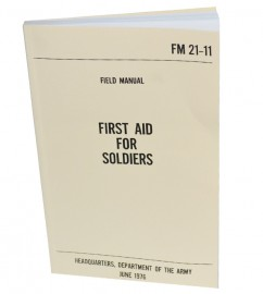 first aid for soldiers field manual bk138