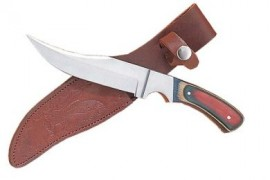 game hunter hunting knife dh7847