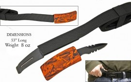 hidden belt buckle knife autumn camo hg01cm6