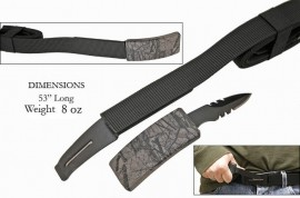 hidden belt buckle knife grey camo hg01cm3