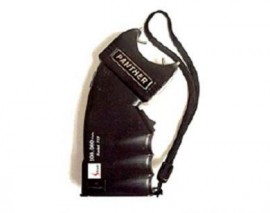 panther stun gun curved 100k volts pr100c