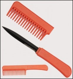 red comb knife