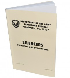 silencers principles evaluations book bk107
