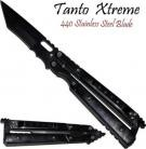 tanto extreme butterfly knife 12318