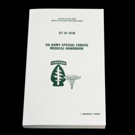 us army special forces medical handbook bk9360a