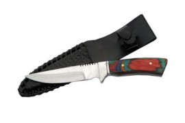 wild deer hunter boot knife 203199