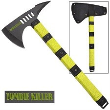 zombie killer tactical tomahawk axe wg907