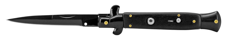 AKC F16 Black Patterns D/A OTF Knife Bayo